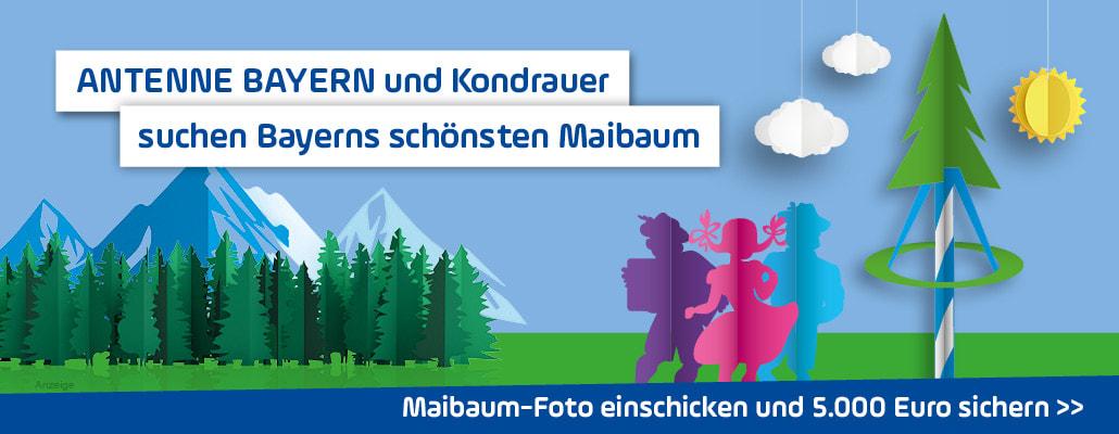 Bayerns schönster Maibaum 2019