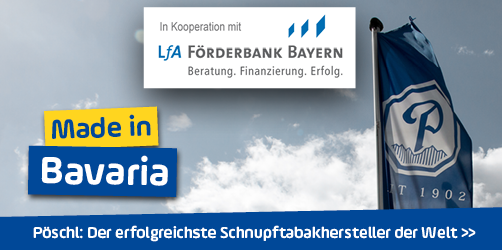 <em>Pöschl Tabak</em> in Niederbayern: Der erfolgreichste Schnupftabakhersteller der Welt