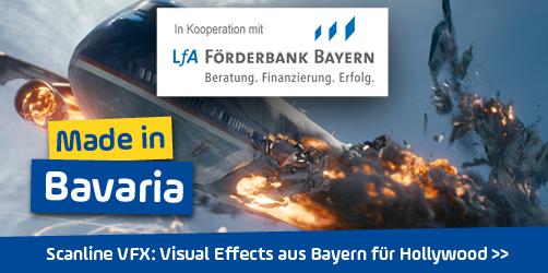 <em>Scanline VFX</em> in Oberbayern: Hier entstehen spektakuläre Visual Effects für Hollwoodfilme