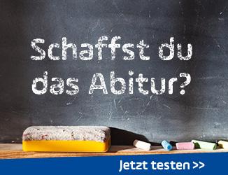 Schaffst du den Schulabschluss? Teste dich im Abi-Quiz!
