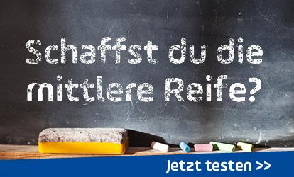 Schaffst du den Schulabschluss? Teste dich im Mittlere Reife-Quiz!