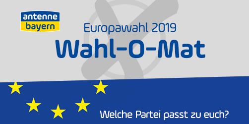 Der Wahl-O-Mat zur Europawahl 2019