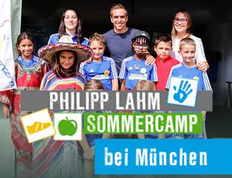 Philipp Lahm Sommercamp 2019