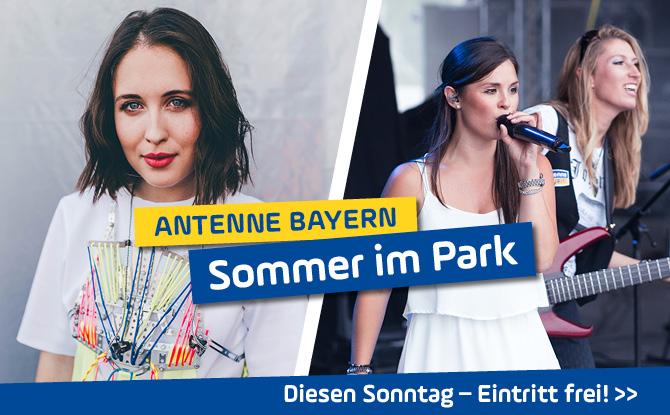 ANTENNE BAYERN Sommer im Park