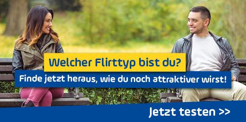Welcher Flirttyp bist du? Finde jetzt heraus, wie du noch attraktiver wirst!
