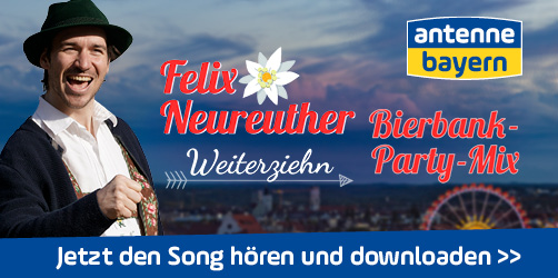 Neureuther-Song wird Volksfest-Hit! Holt euch <i>Weiterziehn</i> als Bierbank-Party-Mix