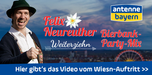 Neureuther-Song wird Volksfest-Hit! Seht hier das Video von <i>Weiterziehn</i> als Bierbank-Party-Mix