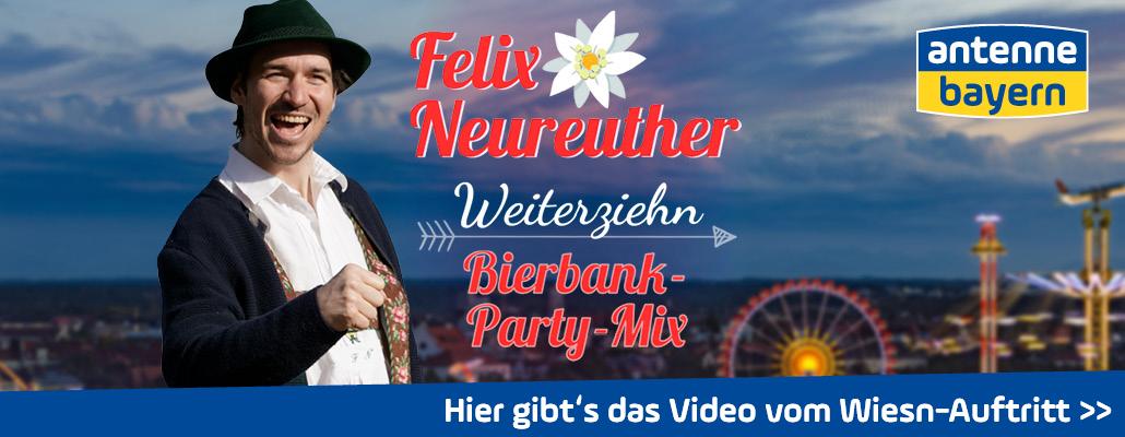 Neureuther-Song wird Volksfest-Hit! Seht hier das Video von <i>Weiterziehn</i>