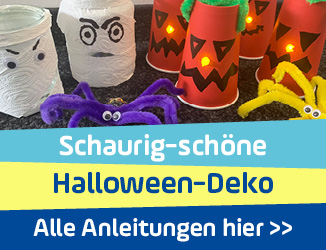 DIY: Halloween-Deko selber basteln