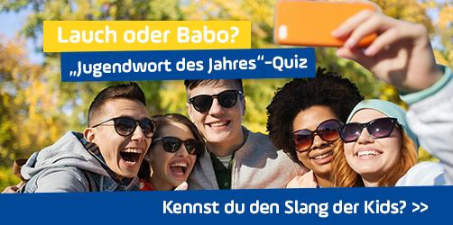 """Wahl zum """"Jugendwort des Jahres"""" 2019 fällt aus: Teste dein Wissen im Quiz"""