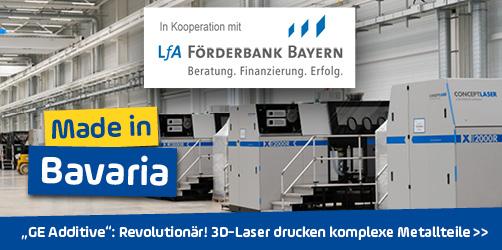 <em>GE Additive</em> in Unterfranken