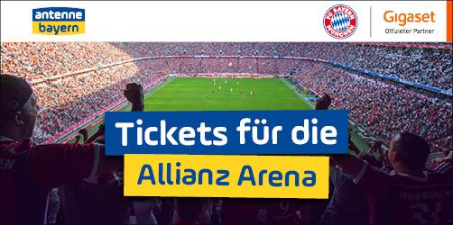 Tickets für die Allianz Arena