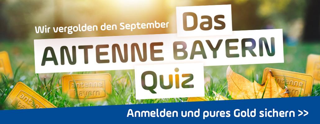 Das ANTENNE BAYERN Quiz