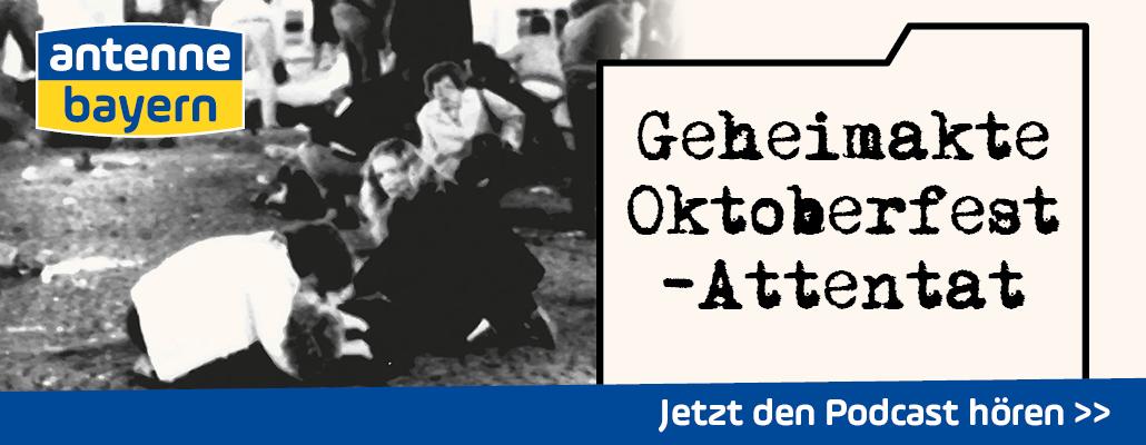 """""""Geheimakte Oktoberfest-Attentat"""""""