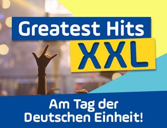 Die Greatest Hits XXL – 10 Stunden lang der Sound eures Lebens