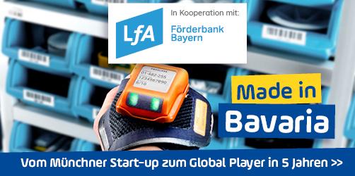 Vom Münchner StartUp zum GlobalPlayer in 5 Jahren