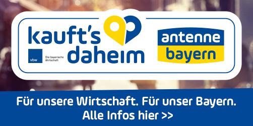ANTENNE BAYERN <em>Kauft's daheim</em>