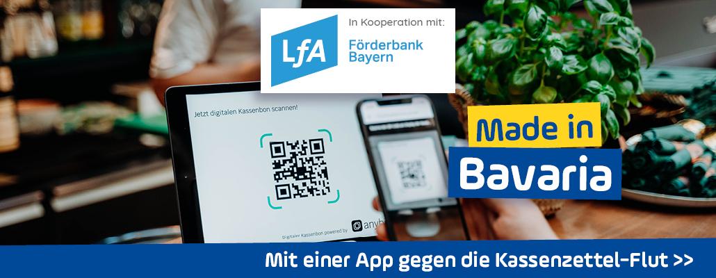 Mit einer App gegen die Kassenzettel-Flut