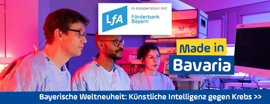 Weltneuheit aus Regensburg & Augsburg: Mit künstlicher Intelligenz gegen Speiseröhrenkrebs