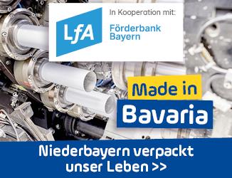 """Erfolgsgeschichten """"Made in Bavaria"""" 2020"""