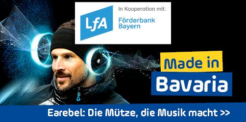 <em>Earebel</em> aus Buchenberg im Allgäu: Die Mütze, die Musik macht