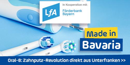 <em>Oral-B</em>: Zahnputz-Revolution direkt aus Unterfranken