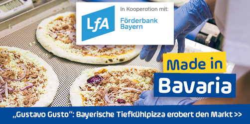 <em>Gustavo Gusto</em>: Bayerische Tiefkühlpizza erobert den Markt