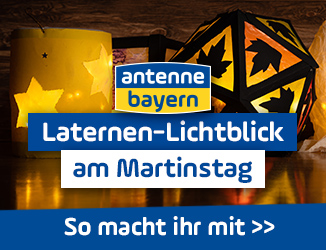 Laternen-Lichtblick - am Martinstag