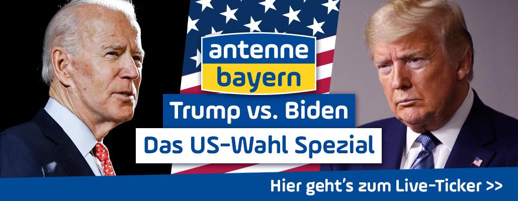US-Wahl 2020: Biden vs. Trump