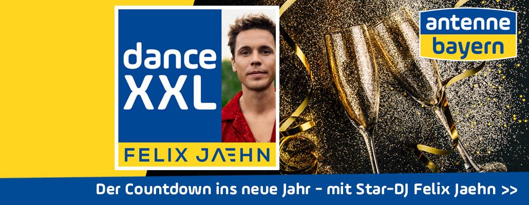 Silvester mit Star-DJ Felix Jaehn