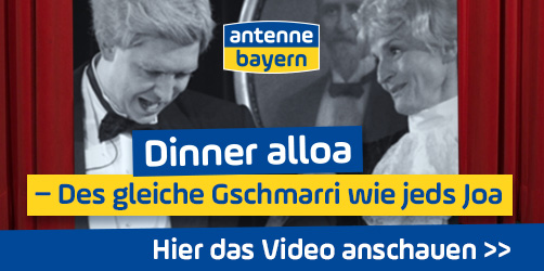 ANTENNE BAYERN Dinner alloa