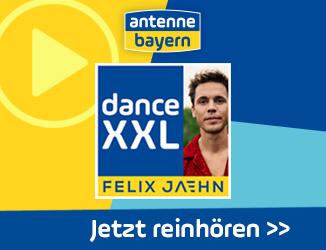 DANCE XXL: Der neue ANTENNE BAYERN Stream - mit Star-DJ Felix Jaehn