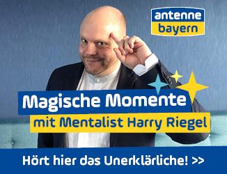 Magische Momente mit Mentalist Harry Riegel