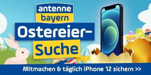 ANTENNE BAYERN Ostereier-Suche