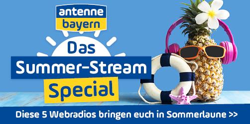 Summer-Stream-Special: Diese fünf Webradios sorgen für Sommerlaune!
