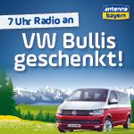 VW Bullis geschenkt!