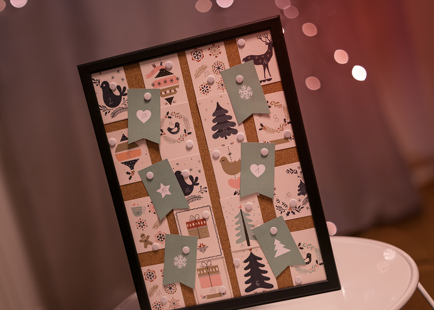 DIY: Gutschein-Adventskalender