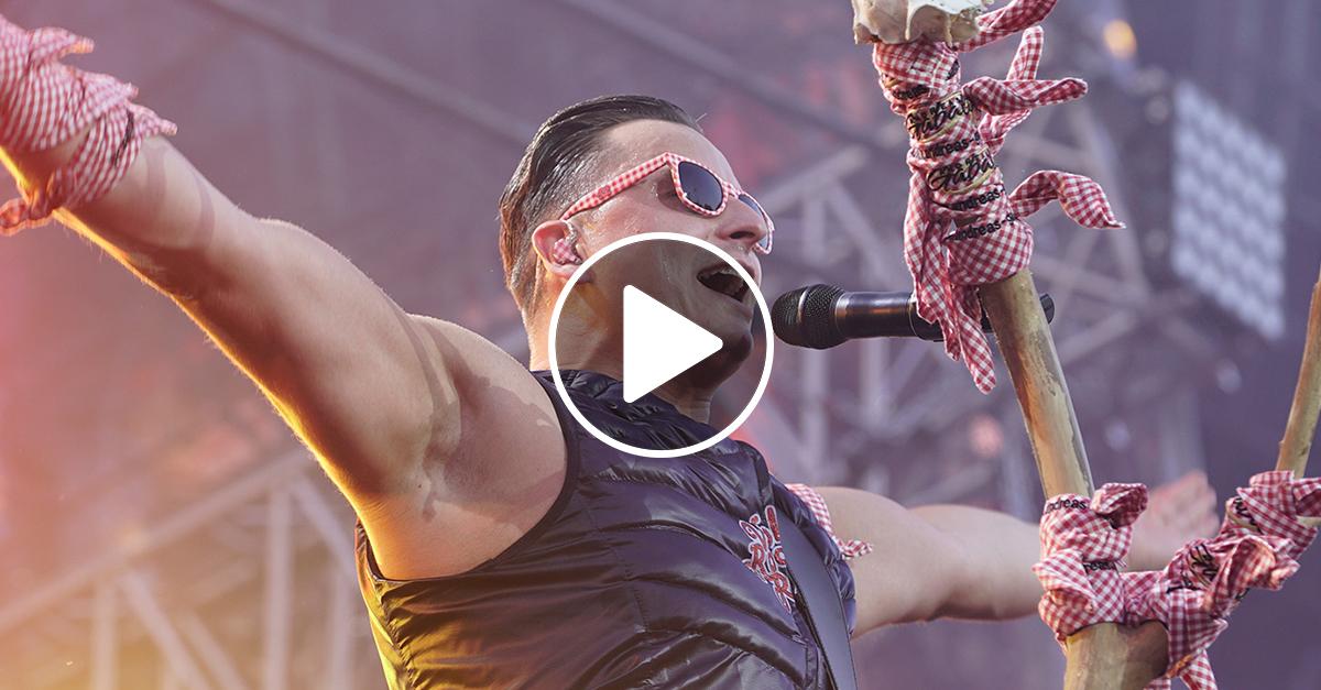 Video: WM-Hymne mit Andreas Gabalier - live im Olympiastadion München