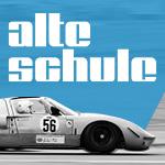 Alte Schule - Goldene Ära des Automobils