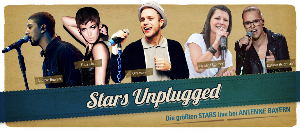 ANTENNE BAYERN Stars Unplugged