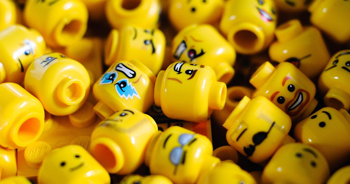 Hey Ho, Lego: Die Rockstars als Lego-Figuren