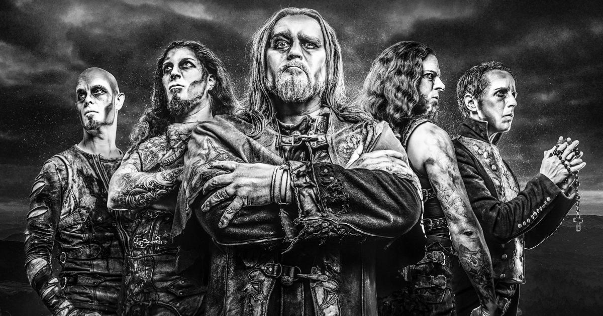 Powerwolf live am 21.10.2021 in Wien - präsentiert von ROCK ANTENNE