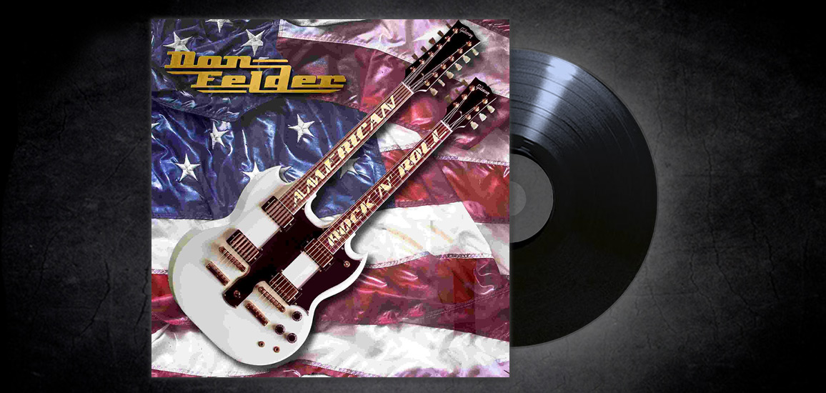 Don Felder - American Rock'n'Roll