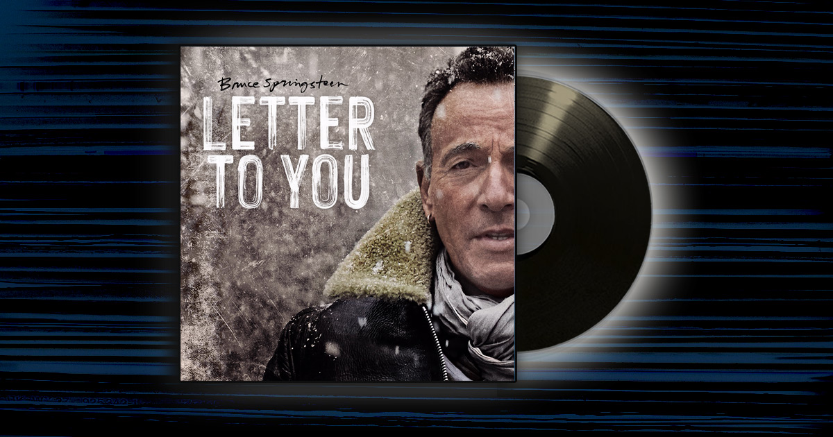 Bruce Springsteen - <em>Letter To You</em>