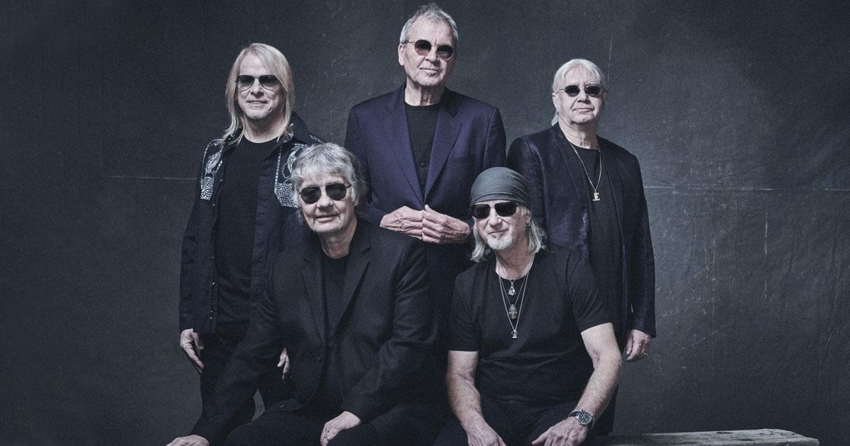 Im Interview: Ian Gillan und Roger Glover von Deep Purple