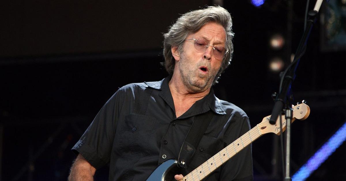 Eric Clapton: Mr. Slowhand kommt auf Europa-Tour