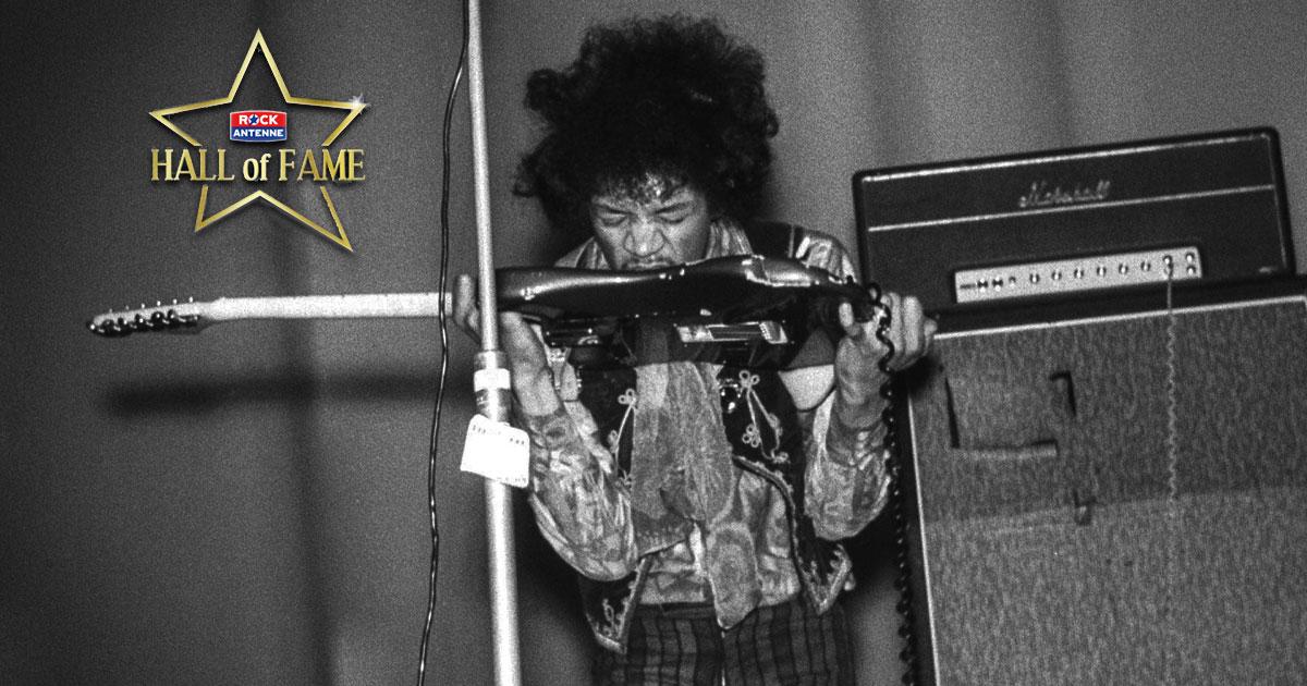 Jimi Hendrix: Vor 50 Jahren ging die Gitarren-Legende von uns
