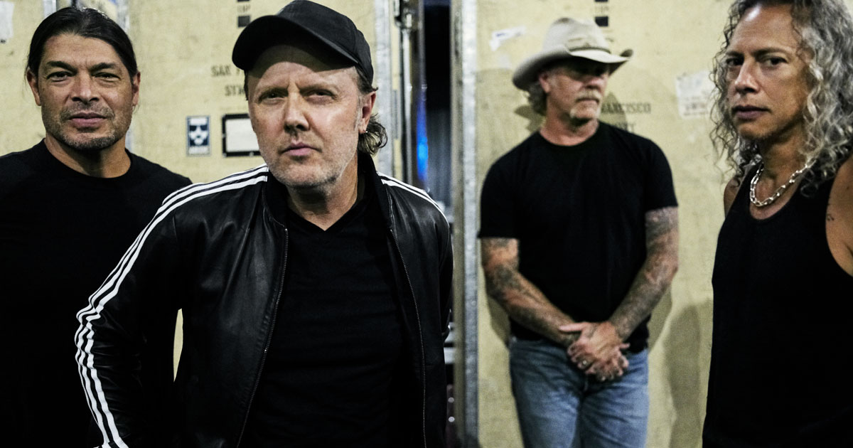 Willkommen in der ROCK ANTENNE Hall of Fame: METALLICA!