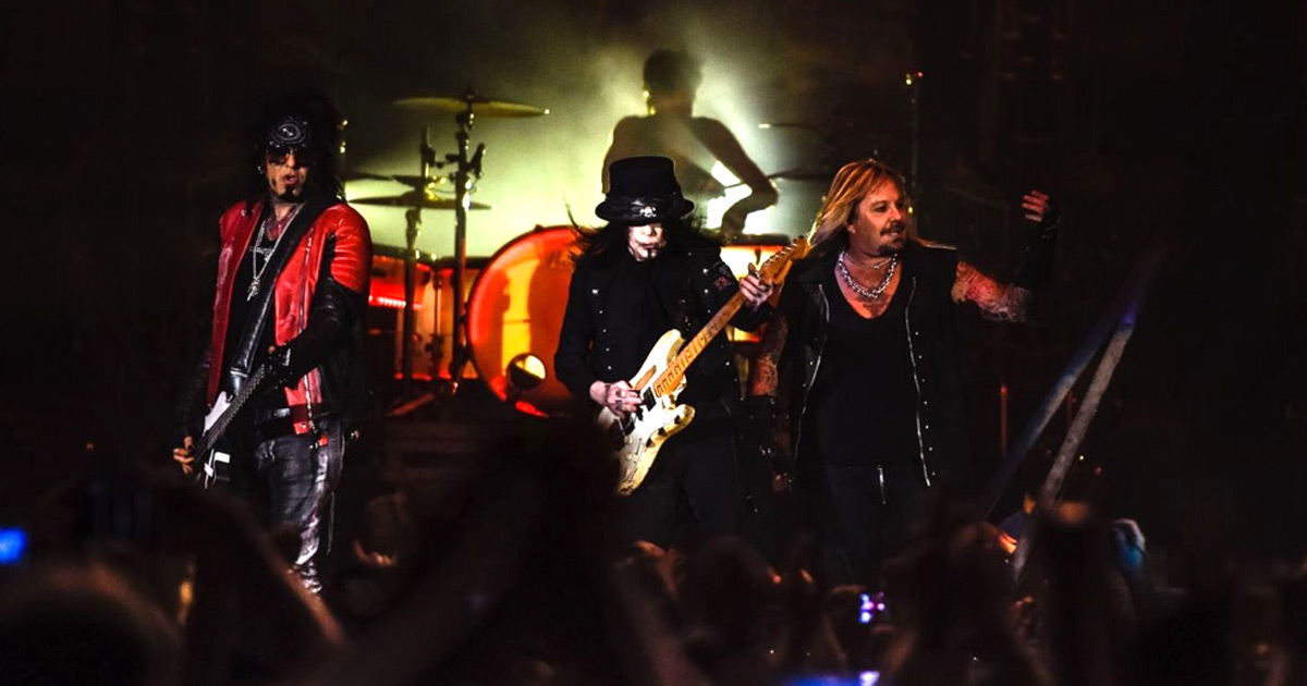Rock and Roll Hall of Fame: Mötley Crüe führen im Fan-Voting