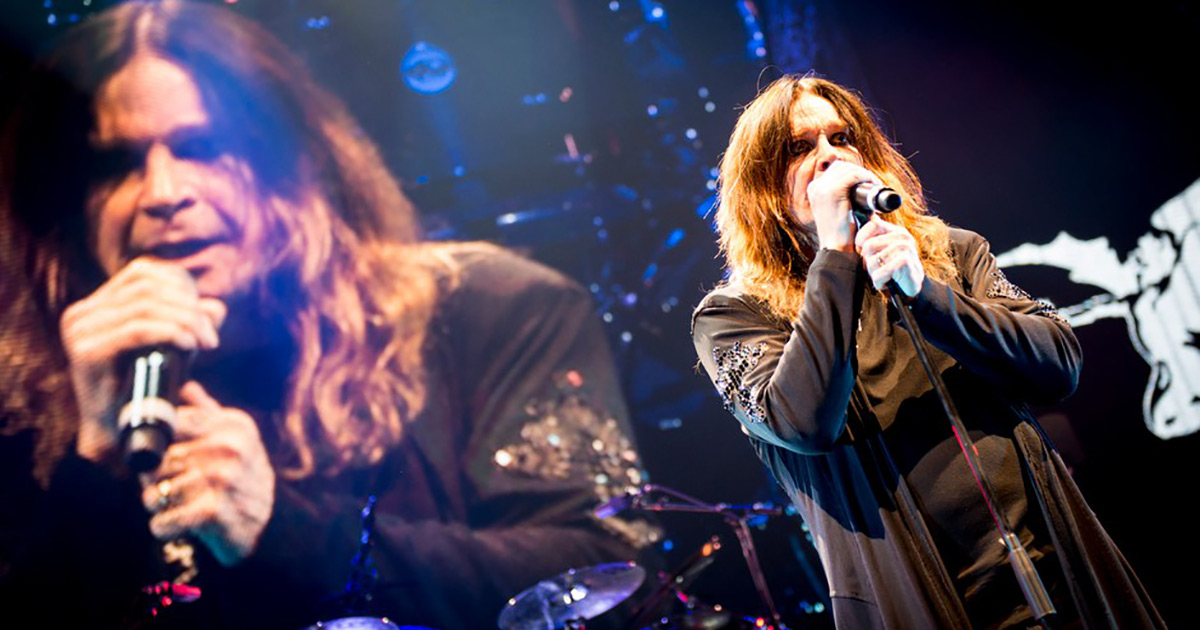 Ozzy Osbourne: Sänger leidet an Form von Parkinson